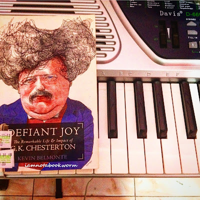 Defiant Joy - The Life and Impact of G. K. Chesterton