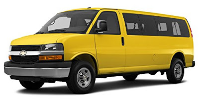 2017 Chevrolet Express 3500 by Chevrolet