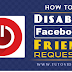 What happens when you deactivate Facebook
