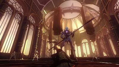 Anima : Gate of Memories, Actu Jeux Vidéo, Jeux Vidéo, Anima Project Studio, PlayStation 4,