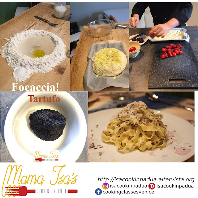 Mama Isa's Cooking School in Italy Venice - Truffle Cooking Classes