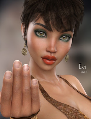 P3D Evi for Girl 7