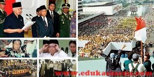 Sejarah Kondisi Politik Indonesia setelah Tanggal 21 Mei 1998
