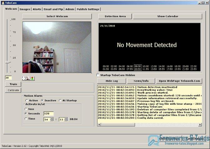 logiciel enregistrement video espion