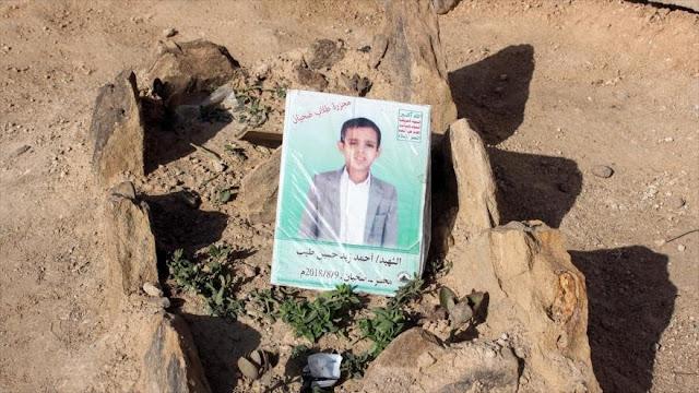 ONG confirma amplio uso de armas de EEUU contra civiles en Yemen