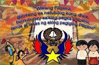 ang bawat pilipino ay natutunan ang ating kultura sa tulong ng wikang filipino bawat bata ay nabubuksan ang diwa at kamalayan nila sa pagiging isang