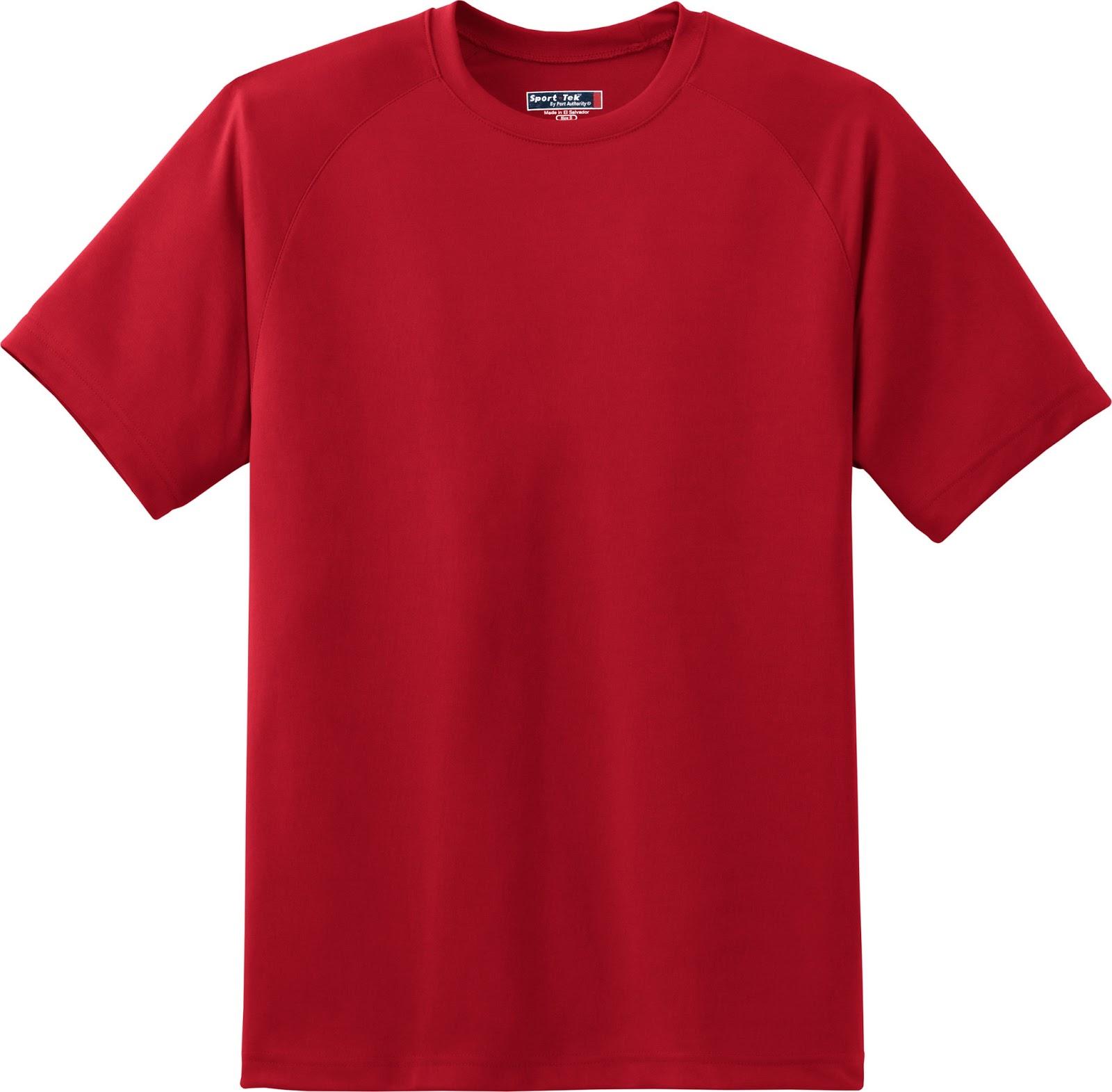 Konveksi Kaos Yogya Kaos Polos Merah