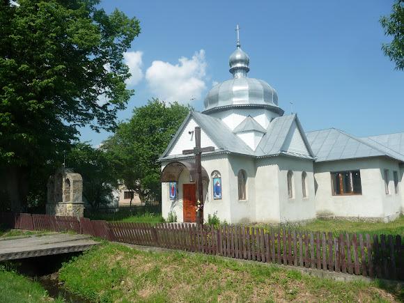 Тисов. Церковь