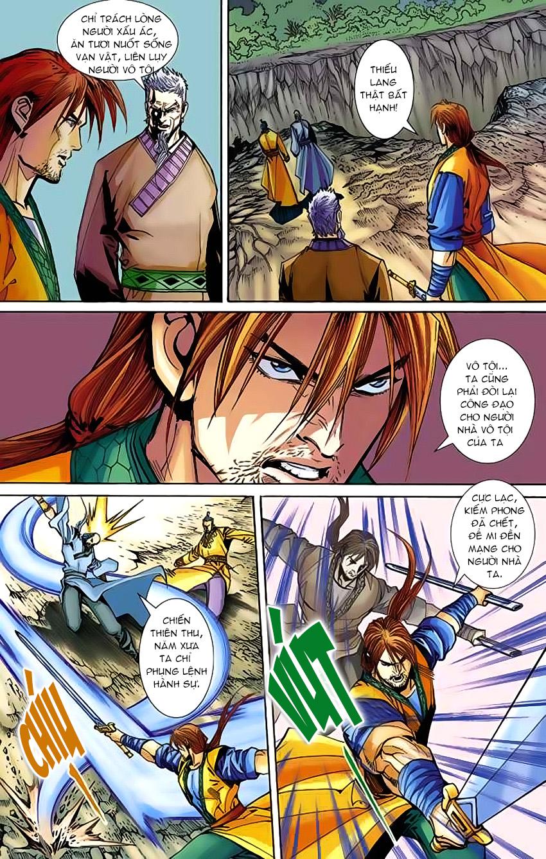 Bạch Phát Quỷ chap 7 - Trang 4