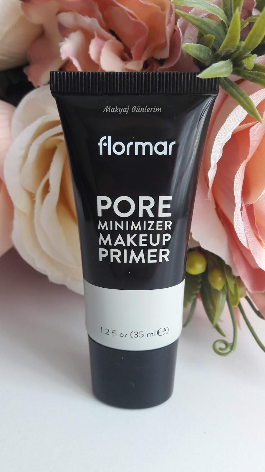 Makyaj Gunlerim Makyaj Sac Ve Cilt Bakimi Hakkinda Hersey Flormar Pore Minimizer Makeup Primer Makyaj Bazi