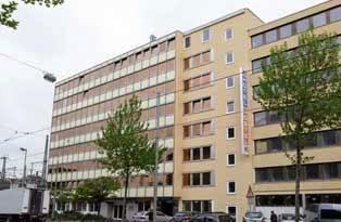 A&O Frankfurt Galluswarte