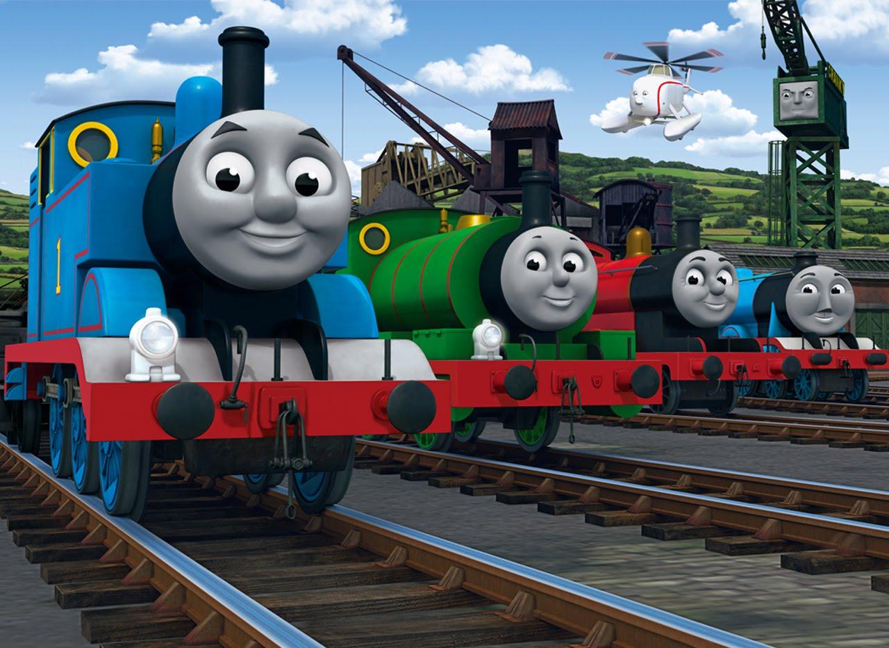 thomas and friends train - photo #2