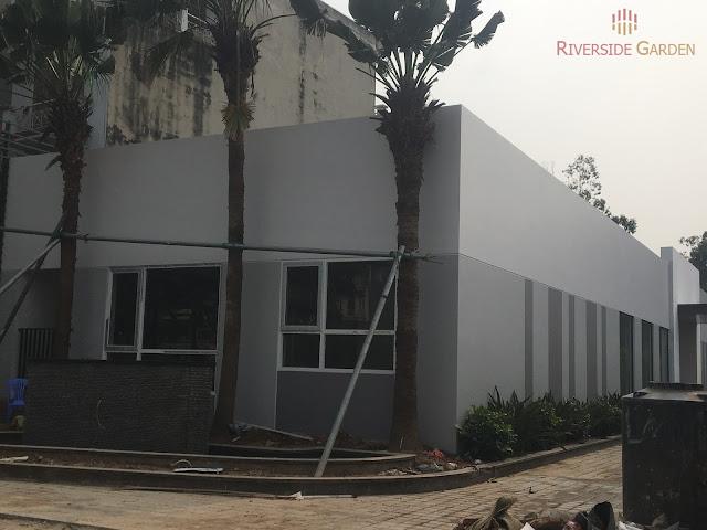 Khai trương nhà mẫu dự án 349 Vũ Tông Phan