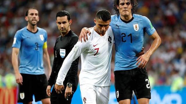 El fútbol nos une.