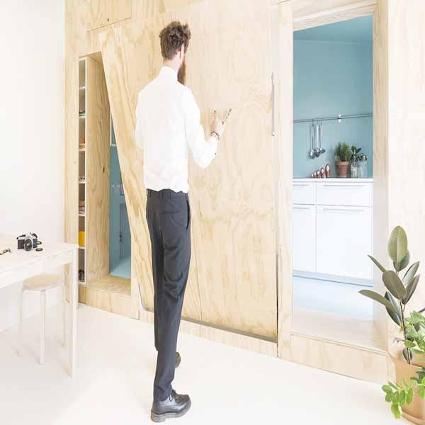 nội thất đa năng cho căn hộ nhỏ