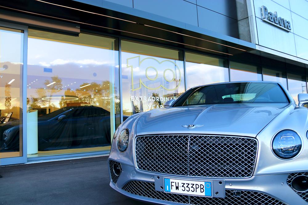 Bentley Padova