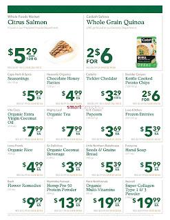 Whole Foods Market Flyer February 21 - 27, 2018