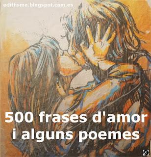 500 frases d'amor