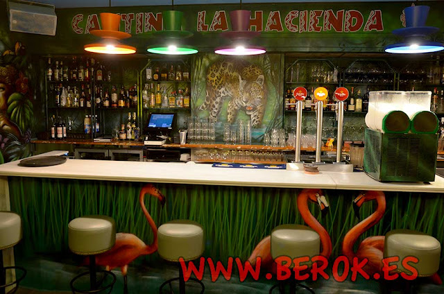 barra bar selva