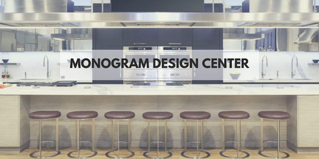 We visited a Monogram Design Center in Chicago last week and have so much to share about #kitchendesign and the best appliances for your home remodel or new build.  #elevateeverything  #kitchendesign  Monogram including Monogram Ovens, Ranges, Refrigerators, Dishwashers and more.