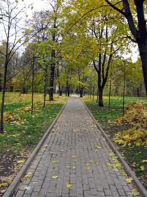 Сокол. Сквер у кинотеатра «Ленинград».