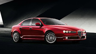 Dream Fantasy Cars-Alfa Romeo 159 model 2012