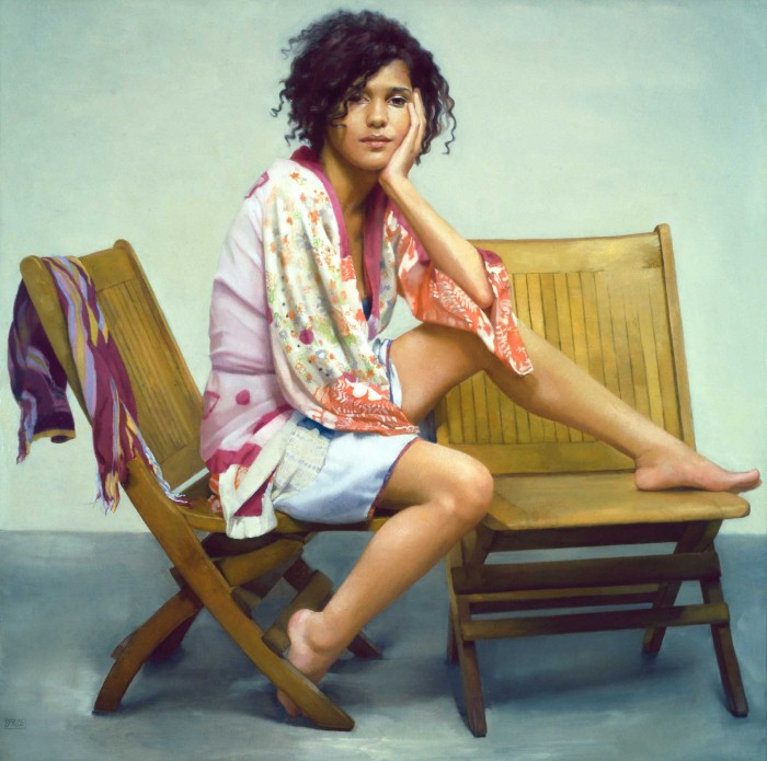 Sharon Sprung. Художница 11