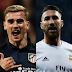 O time ideal com Jogadores de Real Madrid e Atlético