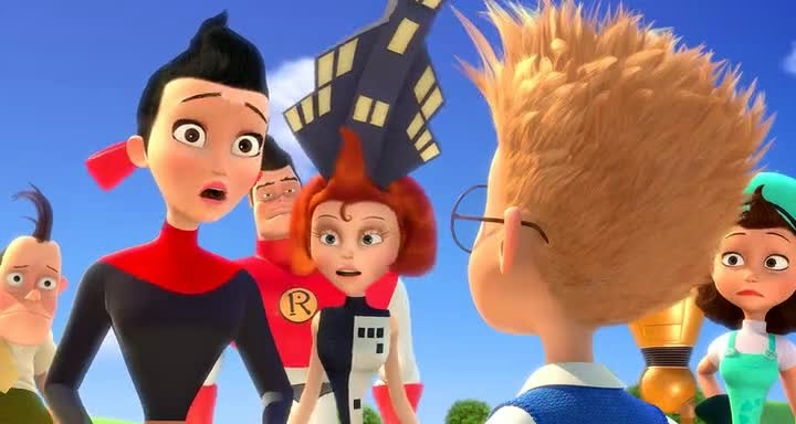 meet the robinsons full movie 2007