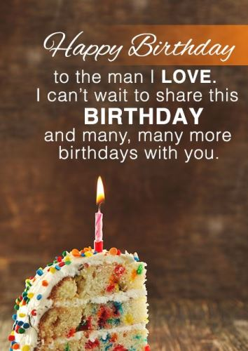 birthday messages for boyfriends happy birthday wishes for bf