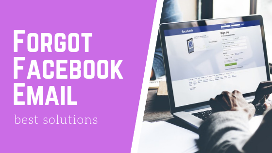 How To Get On Facebook If You Forgot Your Email<br/>
