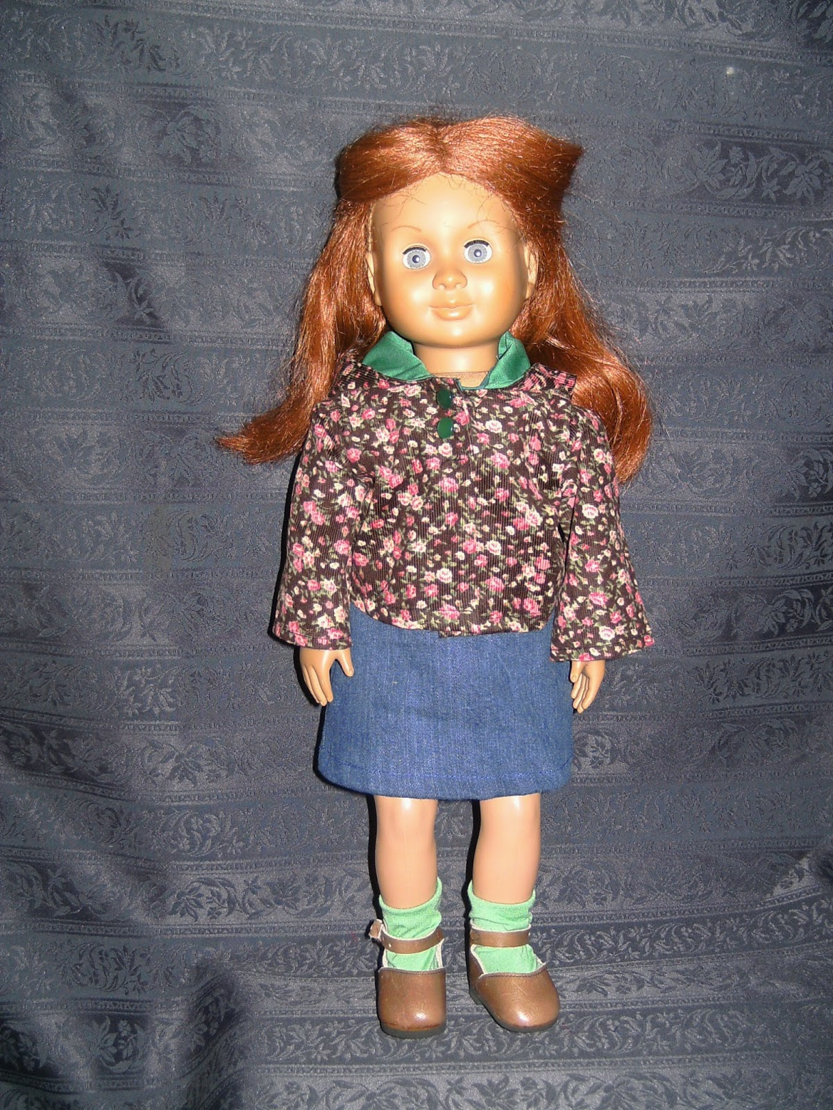 American girl doll at Dottie's Doll's Clothes