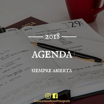 Agenda 2018.