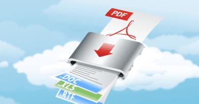 Convierte Archivos Pdf Escaneados A Word Gratis Homo Digital