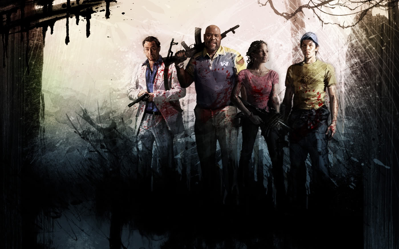 Left 4 Dead 2 - One can really only love - Readers test of