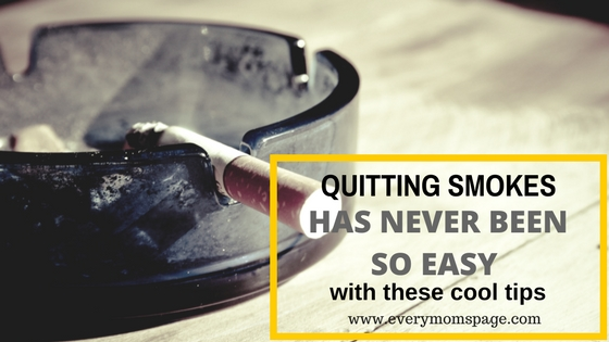 Quitting Smokes Has Never Been So Easy With These Cool Tips