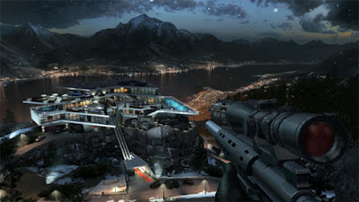 Tampilan Game Hitman Sniper android