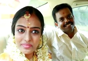 Kerala Hindu Royal Wedding Aparna & Krishnaraj