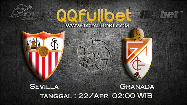 PREDIKSIBOLA - PREDIKSI TARUHAN SEVILLA VS GRANADA 22 APRIL 2017 (LA LIGA SPANYOL)
