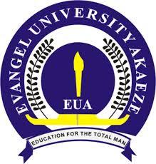 Evangel University Akaeze (EUA) Post UTME / DE Screening Form for 2020/2021 Academic Session