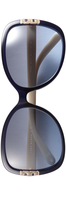 Tory Burch 59mm Oversized Sunglasses