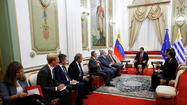"""Maduro sobre el diálogo con la oposición: """"Nuestra delegación en Noruega regresa con buenas noticias"""""""