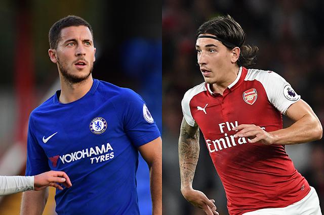 Prediksi Chelsea vs Arsenal, 17 September 2017