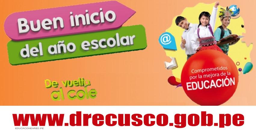 Ficha de monitoreo para el Buen Inicio del Año Escolar 2017 - Formularios DRE Cusco - www.drecusco.gob.pe