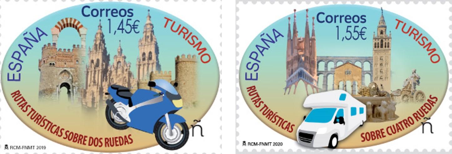 Rutas turísticas sobre dos y cuatro ruedas