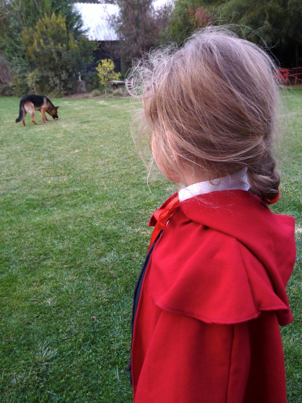 Caperucita Roja: la original / Little Red Riding Hood: the real - WHAT A LIGHT! blog