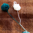 Spin like you're Scottish - plying on the whorl-less spindle