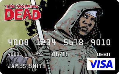TWD Credit Card