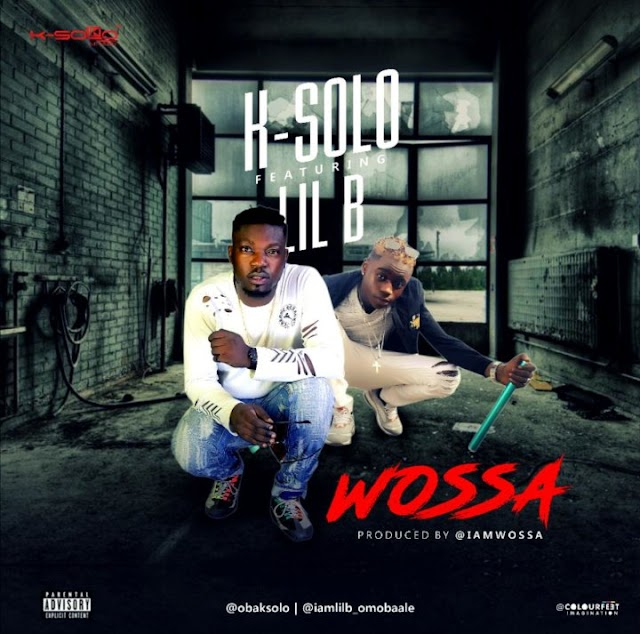 [Music] K-Solo ft. Lil B – Wossa
