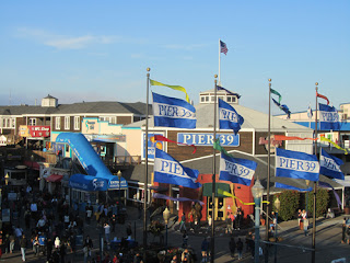 Pier 39 Fisherman's Wharf San Francisco California